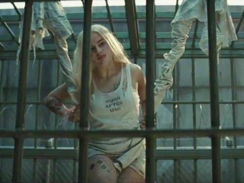 Harley Quinn wallpaper with a holding cell, a penal institution, and a cell entitled Harley