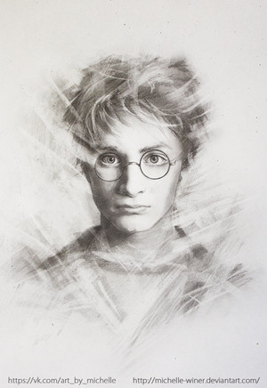 Harry Potter Фан Art