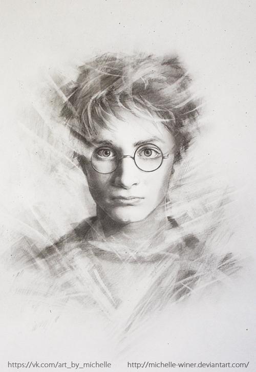 Harry Potter 粉丝 Art