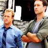 Hawaii Five-0 (2010) photo probably containing a street, a workwear, and an overgarment titled Hawaii Five-O Icons