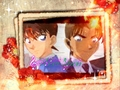 Heiji and Shinichi - detective-conan fan art