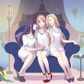 Hinata, Sakura and Ino // 火影忍者