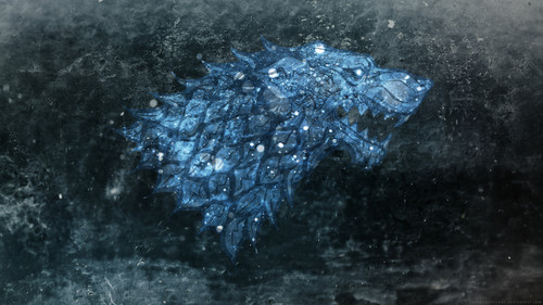 Game of Thrones wallpaper called House Stark