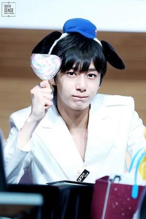 Hyungwon 💋 ❤