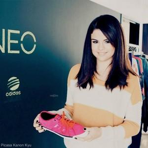 I love Selena Gomez