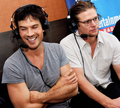 Ian and Zach - the-vampire-diaries-tv-show photo