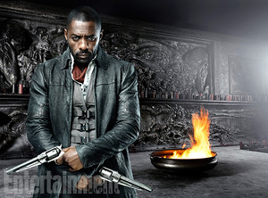Idris Elba as Roland Deschain