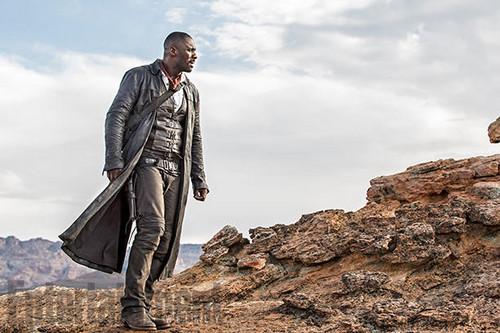 The Dark Tower 壁纸 titled Idris Elba as Roland Deschain
