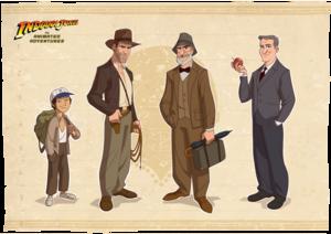 Indiana Jones: The Animated Adventures
