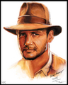Indiana Jones - indiana-jones fan art
