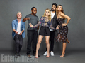 Izombie Cast at San Diego Comic Con 2016