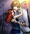 Jace/Clary Fanart - Temptation Waits - jace-and-clary fan art