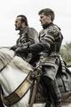 Jaime Lannister and Bronn - jaime-lannister photo