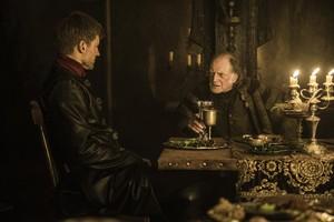 Jaime Lannister and Walder Frey