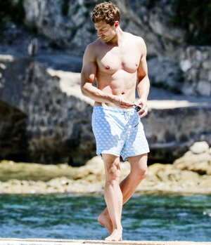 Jamie's spiaggia body