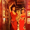Jasmine and Gina Lollobrigida - disney-princess photo