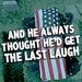 Jeffrey Dean Morgan as The Comedian in Watchmen