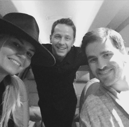 Jennifer, Colina and Josh