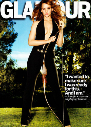 Jennifer Sexy for Glamour Mag.