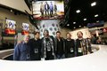 Jensen, Jared, Misha, Mark and writers - jensen-ackles photo