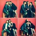 Jensen Misha and Jared shoot - jensen-ackles photo