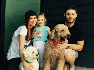 Jensen and His Family