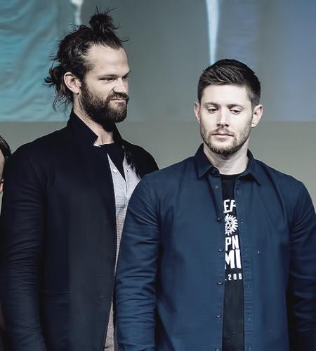 Дженсен Эклс Обои called Jensen and Jared