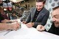 Jensen and Mark Sheppard - jensen-ackles photo