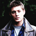 Jensen as Dean Winchester - jensen-ackles fan art