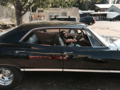 Jensen taking a nap in the Impala - jensen-ackles photo
