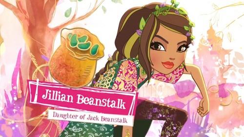 에버 애프터 하이 바탕화면 titled Jillian Beanstalk