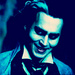 Johnny Depp as Sweeney Todd - johnny-depp icon