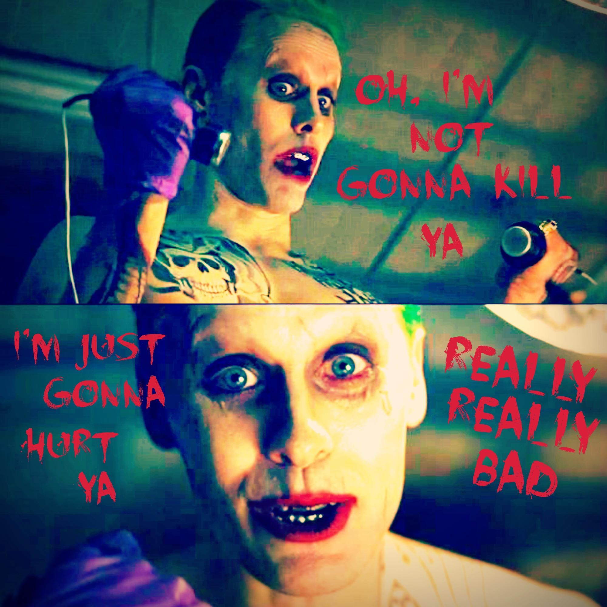 Joker modifica