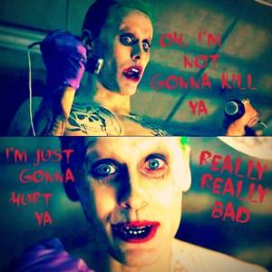 Joker sunting