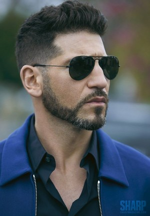 Jon Bernthal - Sharp Magazine Photoshoot - 2016