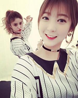 Junghwa/hyerin 💋 ❤