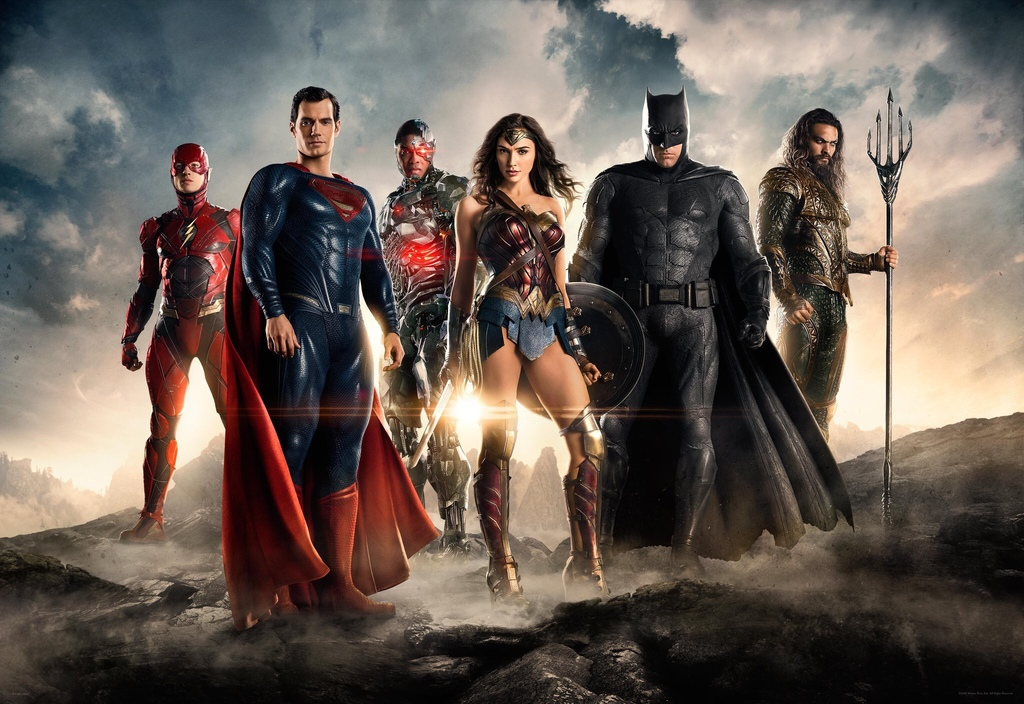Justice League - First Cast चित्र
