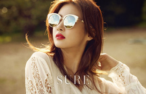 KANG SORA COVERS AUGUST 2016 SURE