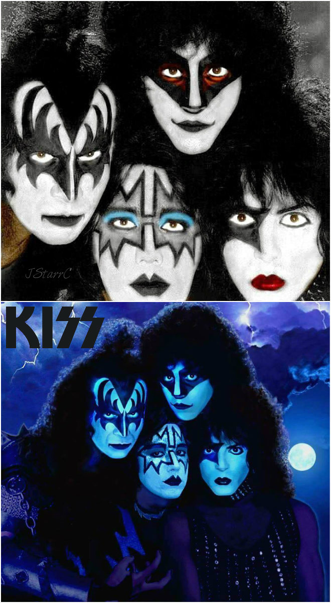 (1.997) Kiss - Creatures Of The Night / Remastered (320kbps)