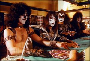 Kiss ~Frankfurt, West Germany…September, 16, 1980