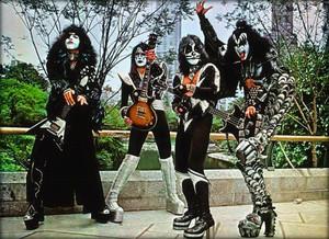 Kiss (NYC) June 24, 1976