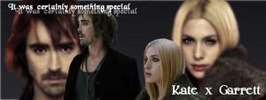 Kate/Garrett Banner