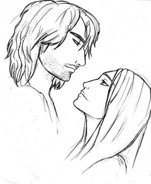 Kate/Garrett Drawing