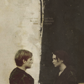 Katniss and Peeta - the-hunger-games fan art