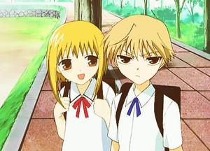 Kisa and Hiro
