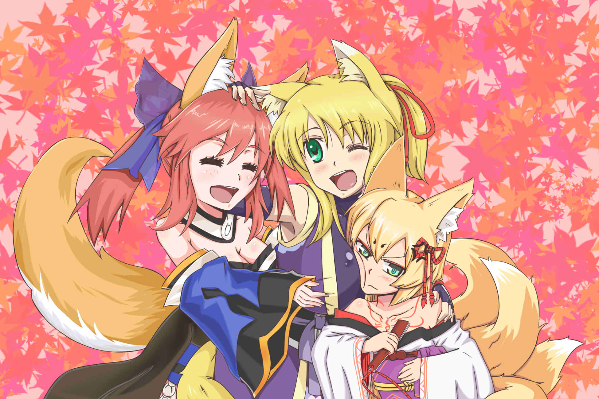 Kitsune Gathering