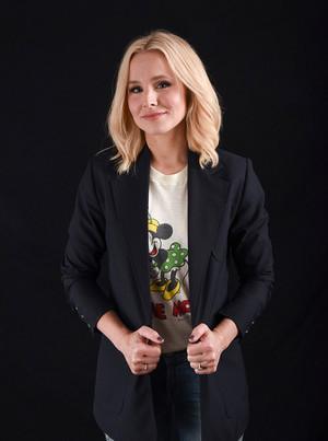 Kristen kengele @ Comic-Con 2016