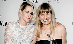Kristen and Twilight director Catherine Hardwicke