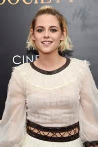 Kristen at Cafe Society NYC premiere