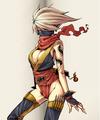 Kunoichi Elf
